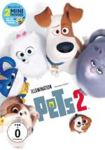 Pets 2 (1 DVD) Cover