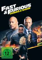 Fast & furious - Hobbs & shaw (DVD) Cover