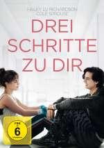 Drei Schritte zu dir (DVD) Cover