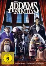 The Addams Family (DVD) Cover