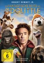 Die fantastische Reise des Dr. Dolittle Cover