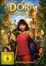 Dora und die goldene Stadt Cover