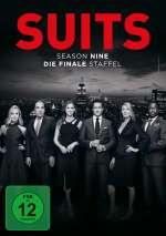 Suits Season nine Cover