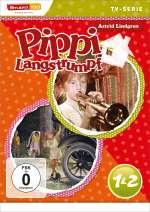 Pippi Langstrumpf 1&2 Cover