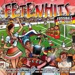 Fetenhits Fussball WM 2018 (CD) Cover