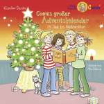 Connis grosser Adventskalender 2CD's (Hörbuch-CD) Cover
