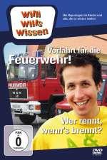 Vorfahrt für die Feuerwehr! ; Wer rennt, wenn's brennt? Cover