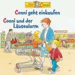 Conni geht einkaufen - Conni und der Läusealarm (1 CD) Cover