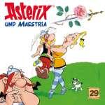 Asterix und Maestria Cover