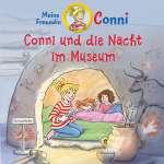 Conni und die Nacht im Museum (1 CD) Cover