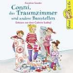 Conni, das Traumzimmer und andere Baustellen (CD) Cover
