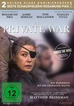 A private war Cover