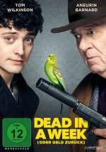 Dead in a week (oder Geld zurück) (DVD) Cover