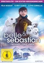 Belle & Sebastian - Freunde fürs Leben (DVD) Cover