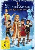 Die Schneekönigin im Spiegelland Cover