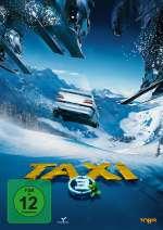 Taxi (drei) 3 (DVD) Cover