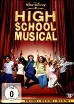 High School Musical (DVD) Cover