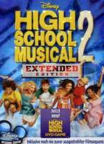High School Musical 2 (DVD) Cover