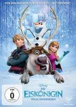 Die Eiskönigin II (DVD) Cover
