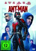 Ant- Man (DVD) Cover