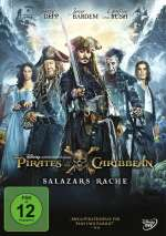 Pirates of the Caribbean - Salazars Rache Cover