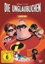 Die Unglaublichen (DVD) Cover