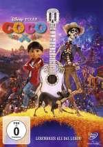 COCO  (DVD) Cover