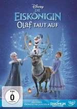 Die Eiskönigin - Olaf taut auf Cover