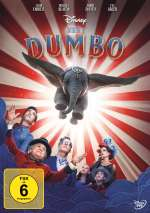 Dumbo (DVD) Cover