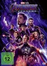 Avengers - Endgame (DVD) Cover