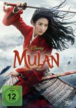 Mulan (DVD) Cover