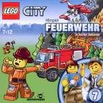Lego City Hörspiel Feuerwehr (Ton) Cover