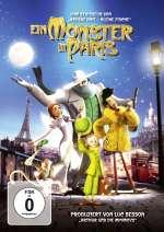 Ein Monster in Paris Cover
