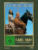 Karl May DVD Collection I Cover