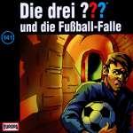 Die drei ??? und die Fussball-Falle Cover