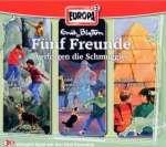 Fünf Freunde und das Abenteuer im Schnee Cover