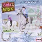 Rettet Azuro! Cover