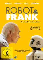 Robot & Frank Cover