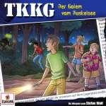 Der Golem vom Dunkelsee (1CD) Cover