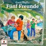 Fünf Freunde und das versunkene Schiff (1CD) Cover