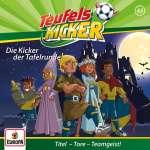 Die Kicker der Tafelrunde! (Ton) Cover