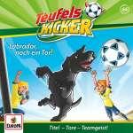Die Teufelskicker : Labrador, noch ein Tor! (Hörbuch) Cover