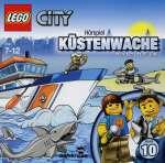 Lego City 10 : Küstenwache - Haie vor Lego City Cover