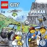 Lego City 17 : Vulkan - Am feuerspeienden Berg Cover