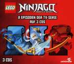 Ninjago - Master of Spinjitzu Cover