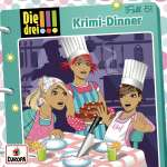 Die drei !!! - Krimi-Dinner (1 CD) Cover
