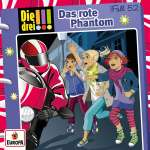 Das rote Phantom Cover
