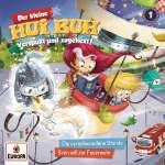 der kleine Hui Buh die verschwundene Stunde Nr.1 Cover
