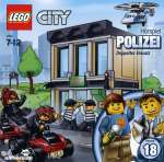 Lego City 18 : Polizei Doppelter Einsatz Cover