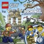 Lego City Hörspiel Dschungel (Ton) Cover